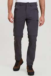 Trek Stretch Convertible Mens Trousers