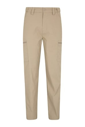 Trek Stretch Mens Trousers - Long length