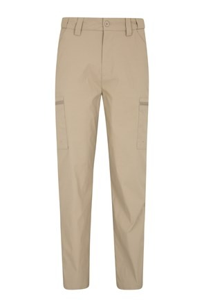 Trek Stretch Mens Trousers - Short length