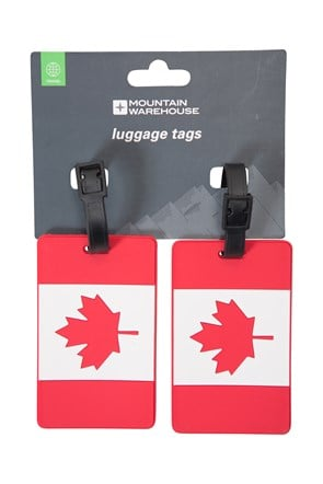 Luggage Tags - Canada