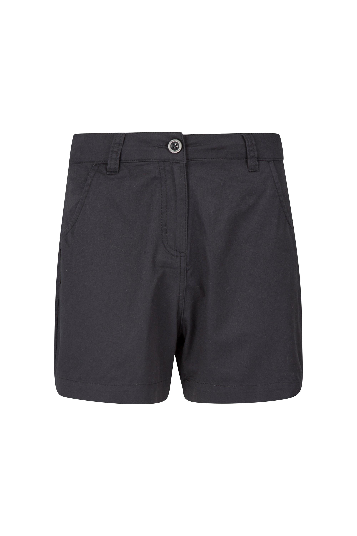 Riverside Womens Shorty Shorts - Black