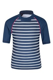 Kids Striped Rash Vest