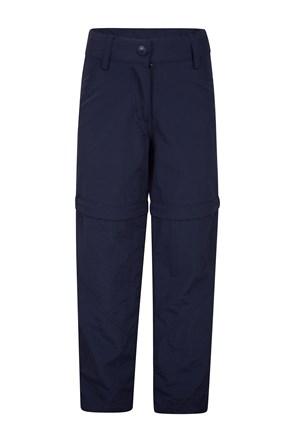 Active Girls Convertible Pants