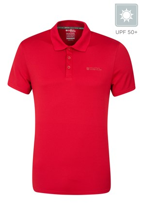 Tournament IsoCool Herren-Poloshirt