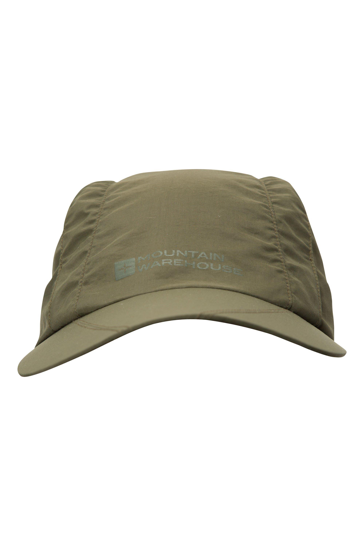 IsoDry Mens Mesh Cap - Green
