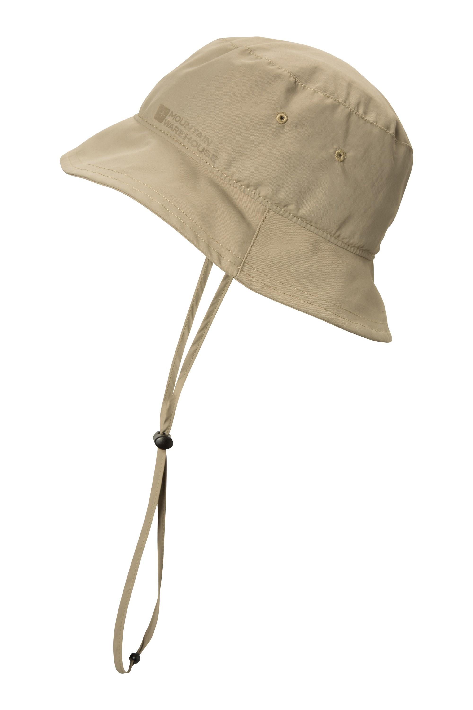 b1691555e7cc4 IsoDry Mens Bucket Hat | Mountain Warehouse EU