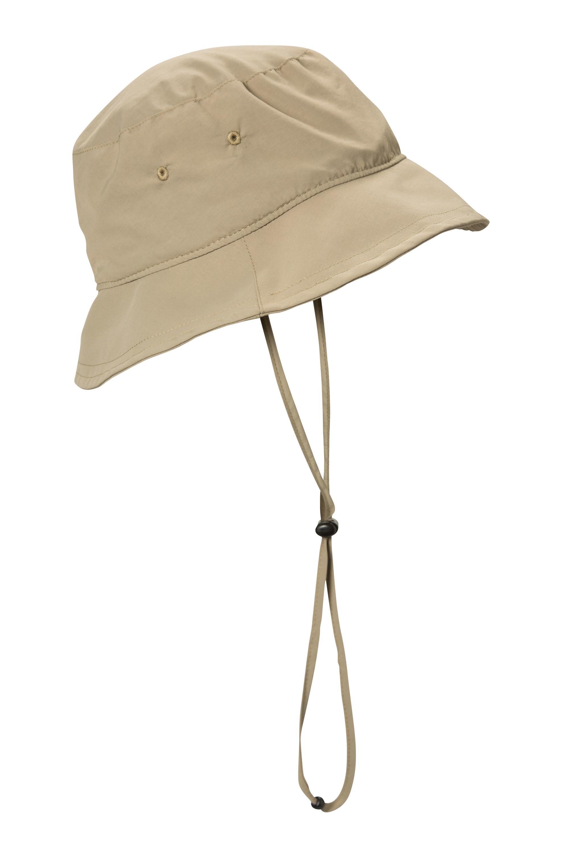 c98b5650ec4d7 IsoDry Mens Bucket Hat | Mountain Warehouse US