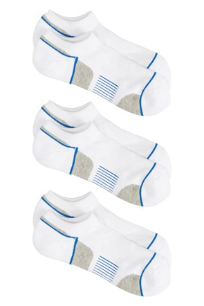 Isocool Performance Mens Socks- 3Pk