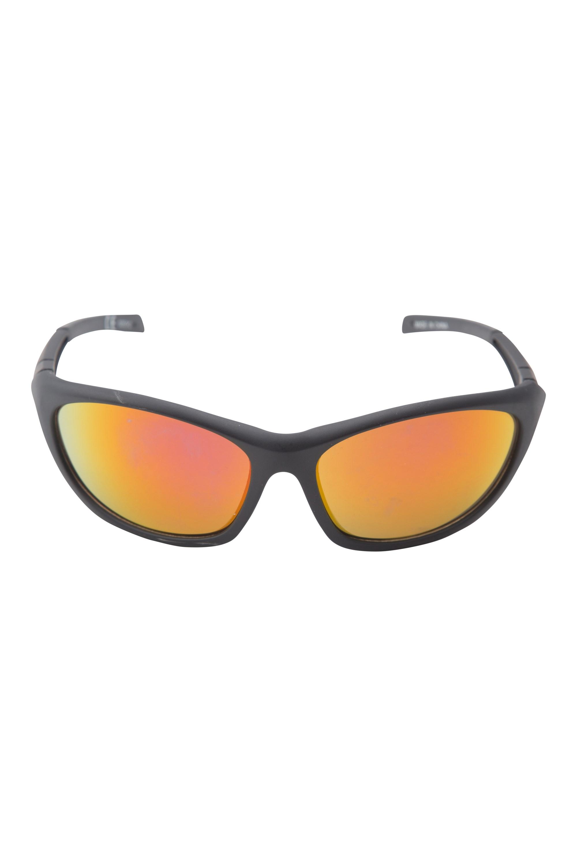 Hayman Herren Sonnenbrille - Schwarz 5Y7fql
