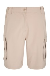 Travelling Stretch Womens Shorts
