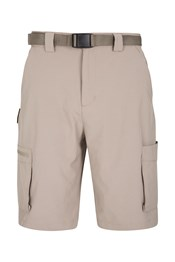 Travelling Stretch Anti-mosquito Mens Shorts