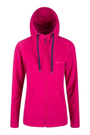 Camber Full Zip Womens Hoody