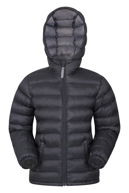 025350 SEASONS KIDS PADDED JACKET