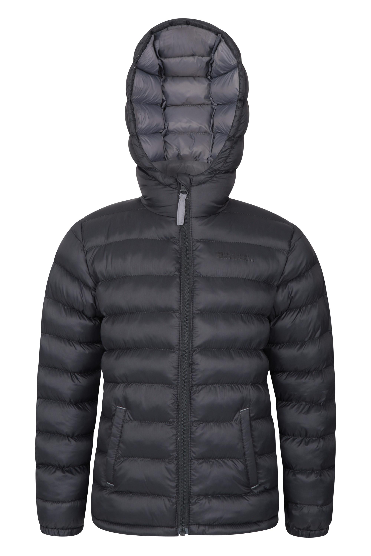 ed335bc3a Seasons Kids Water Resistant Padded Jacket