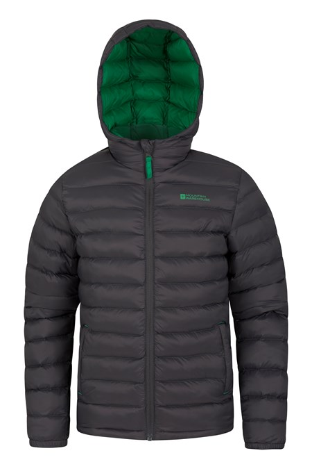 025350 SEASONS BOYS PADDED JACKET