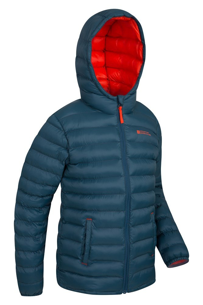 47fa141f7 Seasons Kids Water Resistant Padded Jacket