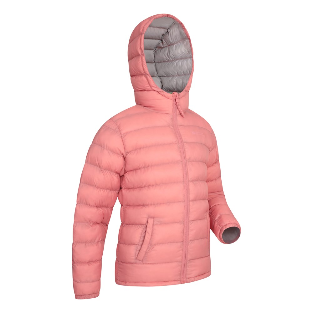 68eb1c464 Mountain Warehouse Seasons Boys Padded Jacket with Water-resistant ...