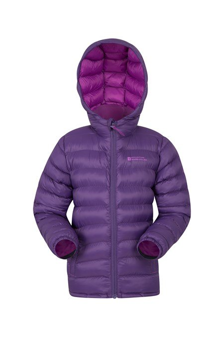 025351 SEASONS GIRLS PADDED JACKET
