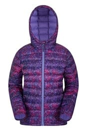 Seasons Printed Kids Padded Jacket