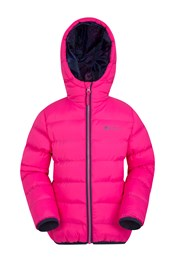 Link Girls Padded Jacket