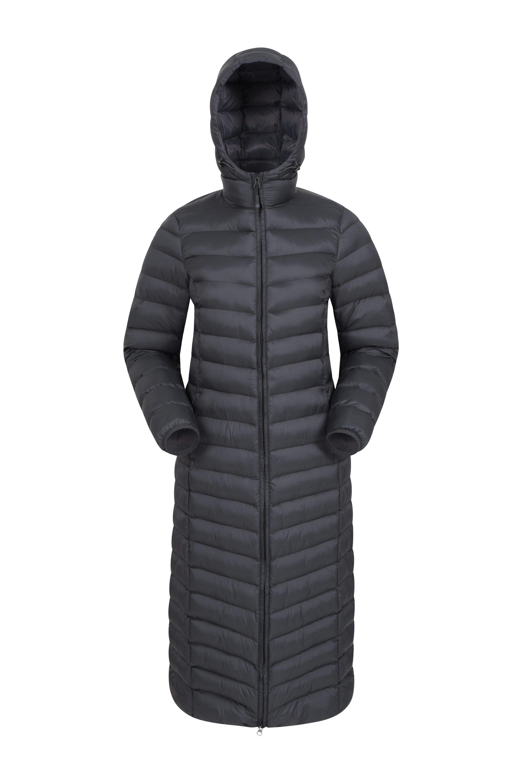 Florence - pikowana kurtka damska - Charcoal