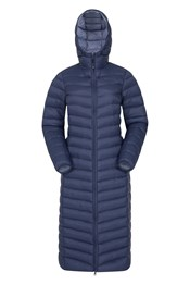 Florence Womens Extra Long Padded Jacket