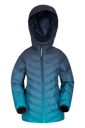 Frost Girls Down Padded Jacket