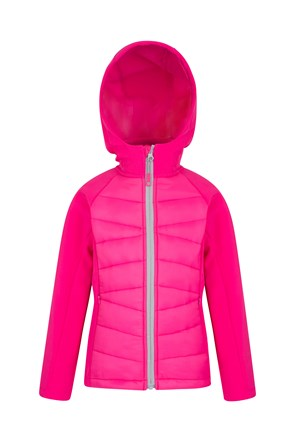 Flexy Kids Padded Jacket