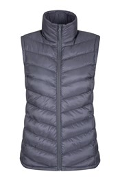 Seasons Reflective Womens Padded Gilet