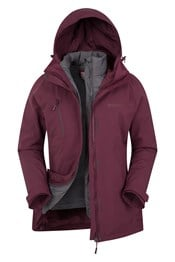 Thaw Down 3-in-1 Womens Jacket