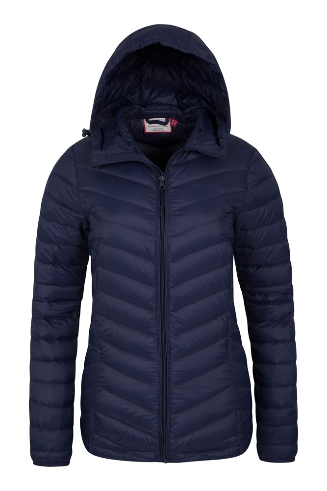 76cc39905 Featherweight Down Womens Hooded Jacket