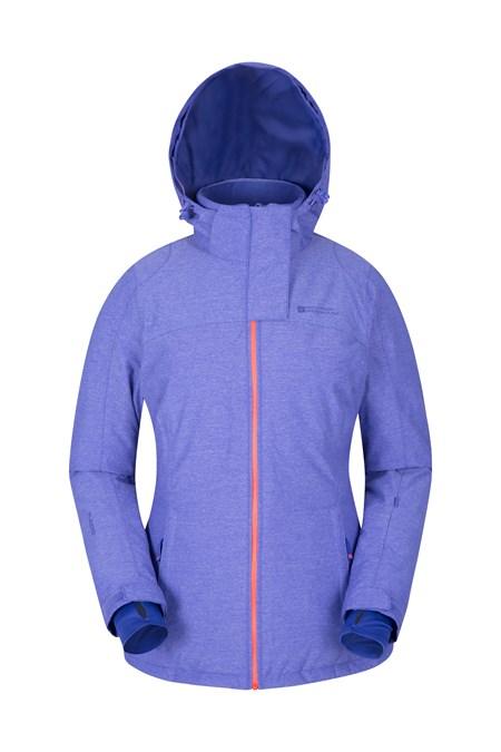 144400b1d9bb Glade Womens Textured Ski Jacket