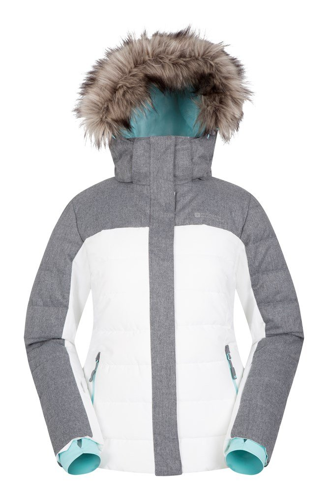 06d4703853a Monte Rosa Womens Padded Ski Jacket