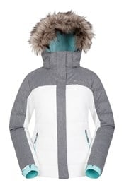 Monte Rosa Womens Padded Ski Jacket