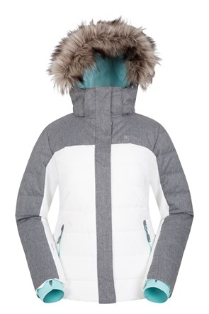 Chaqueta Nieve Mujer Monte Rosa