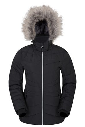 Arctic Air Womens Padded Ski Jacket
