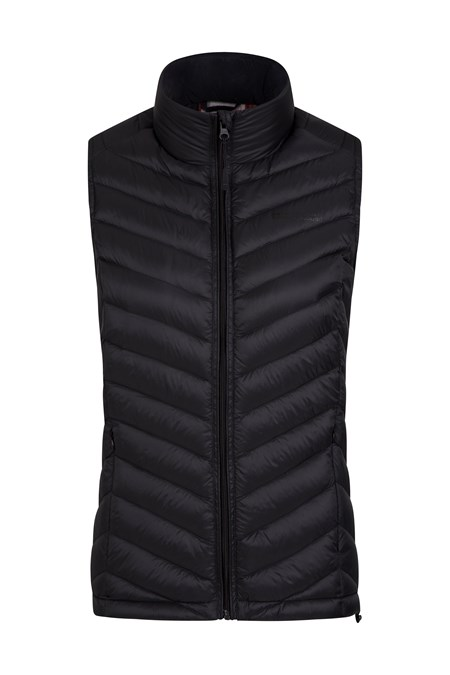 025378 FEATHERWEIGHT DOWN WOMENS GILET
