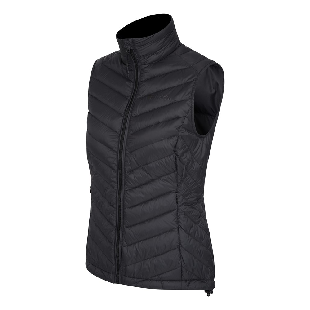 Mountain Warehouse Featherweight Down Gilet Water Resistant with Power 600