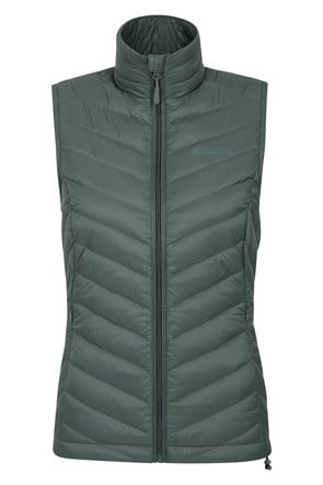 Featherweight Down Womens Gilet