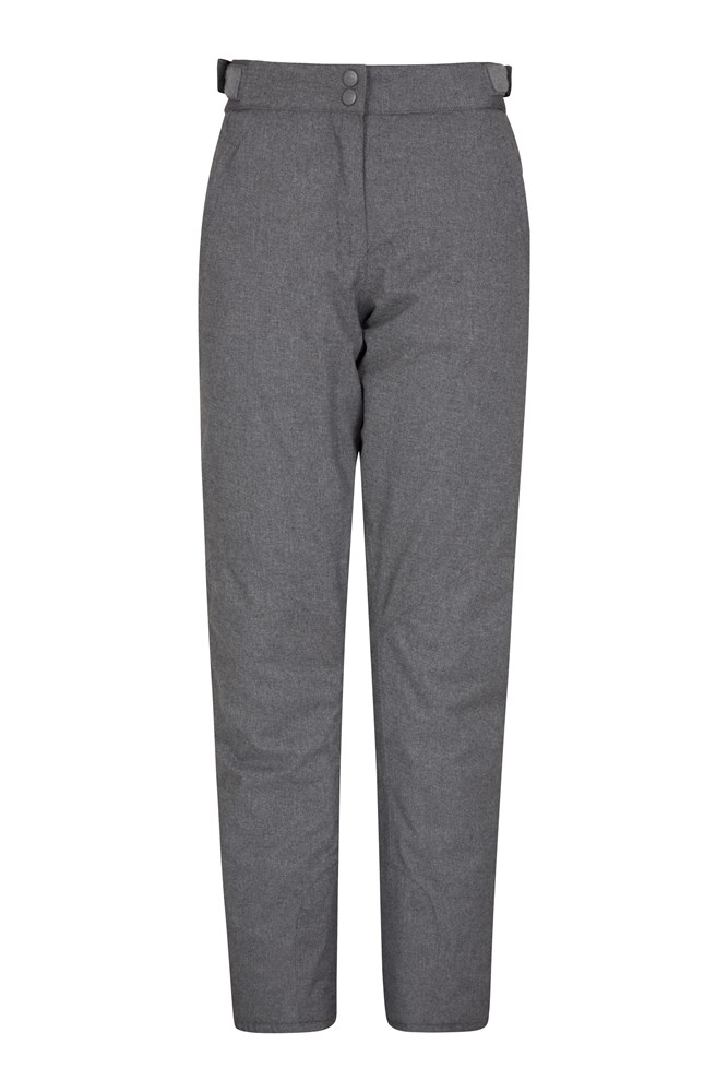 Sub Zero Womens Ski Pants - Grey