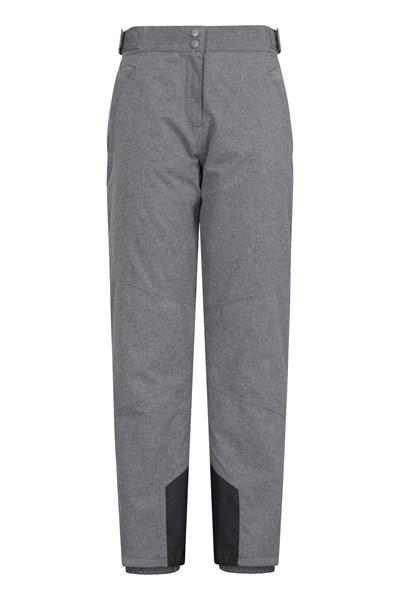 Blizzard Womens Ski Pants - Grey