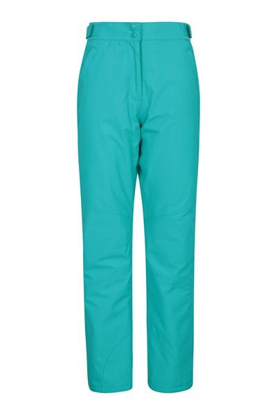 Sub Zero Womens Ski Pants - Turquoise