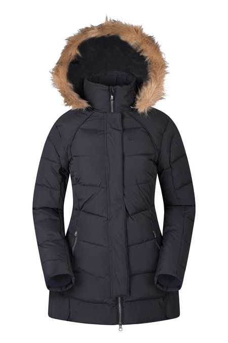025384 ISLA II WOMENS DOWN JACKET