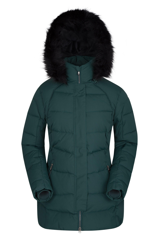 Isla II Womens Down Jacket | Mountain Warehouse US