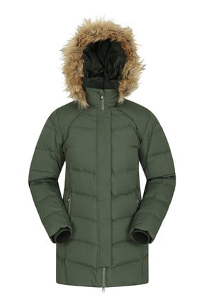 new concept 0c393 8456f Damen Daunenjacken | Mountain Warehouse DE