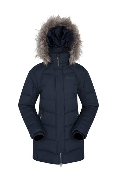 5534f338dcc60 Isla II Womens Down Jacket | Mountain Warehouse US