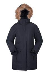 Tarka Womens Long Padded Jacket