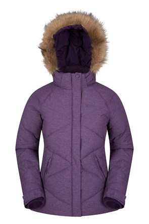 Frost Free Womens Down Padded Jacket
