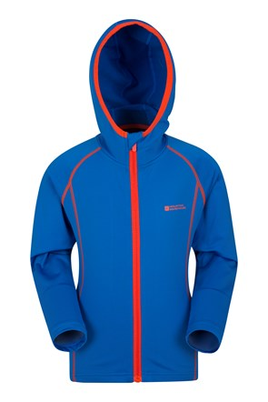 Breeze Boys Full-Zip Midlayer