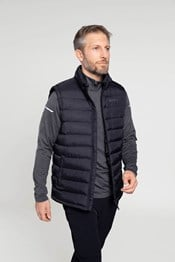 Seasons Mens Padded Gilet